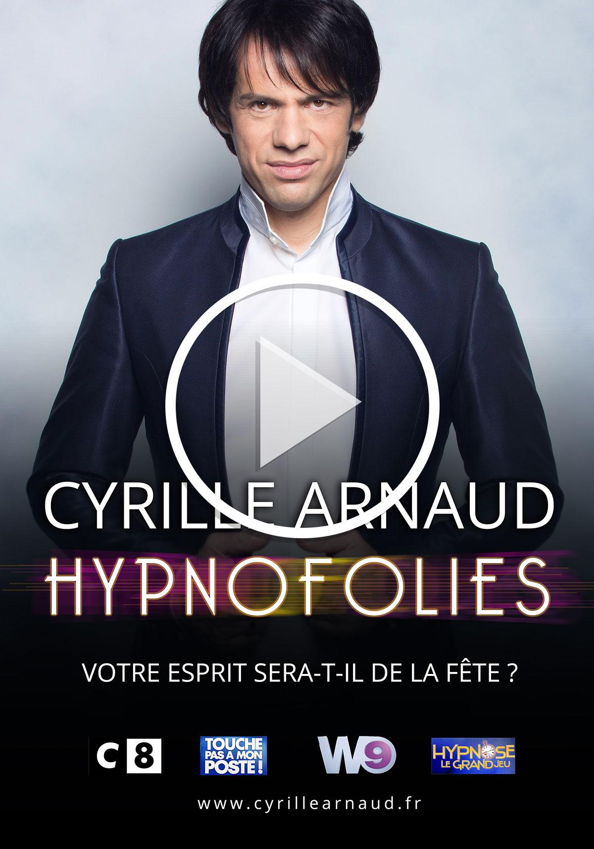 cyrille-arnaud-hypnofolies-affiche